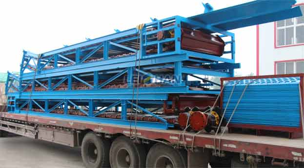 100T/D BFW1400 Chain Conveyor
