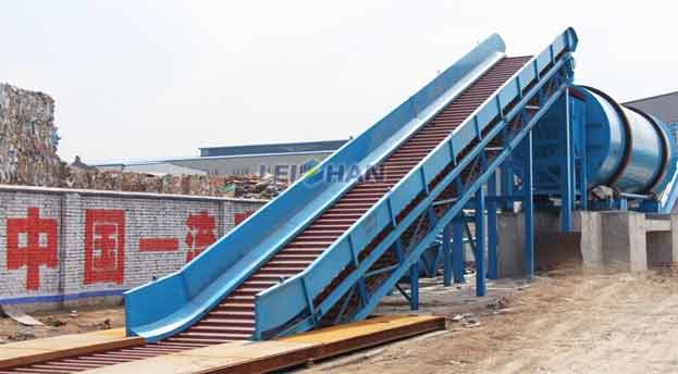 Paper Pulp Production Plants In Xinjiang, China