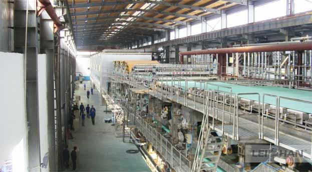 Kraft/Testliner Paper Machine
