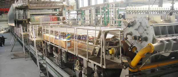 Testliner/Fluting Paper Manufacturing Machine Price
