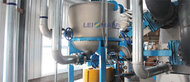 fqj light impurity separator