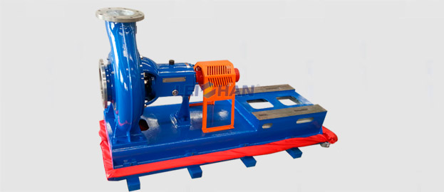 New Condition Slurry Pump For Paper Making