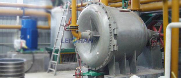 Turbo Separator Paper Industry