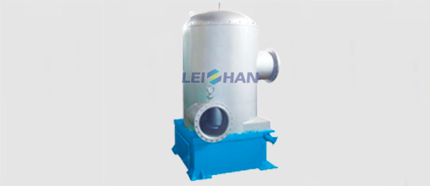 UV Series Up-flow Pressure Screen