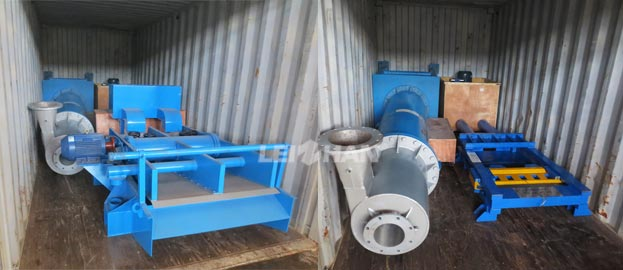 Corrugated Paper Pulp Equipment in Syria