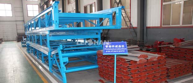 High Capacity Chain Conveyor Supplier