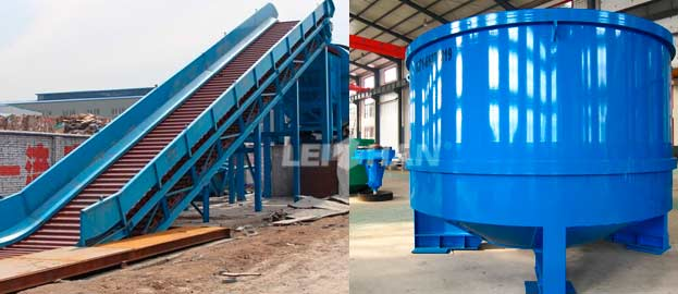 Continuous Pulp System Equipment