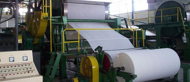 High Grade Kitchen Towel Paper Manufacturing Project
