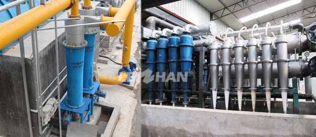 Pulp-cleaner-paper-plant-machine