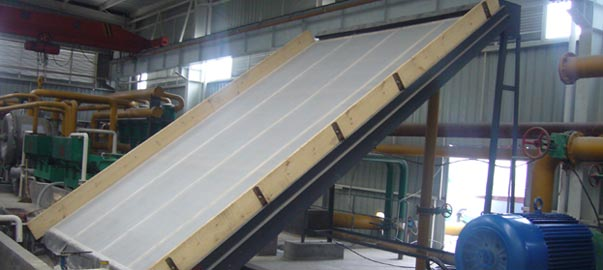 Inclined Screen Mesh In Paper Industry