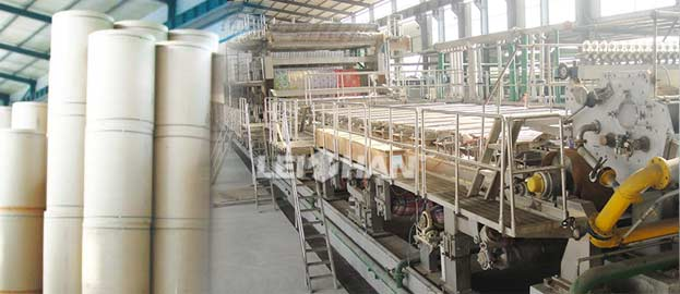 Medium Paper Production Plant