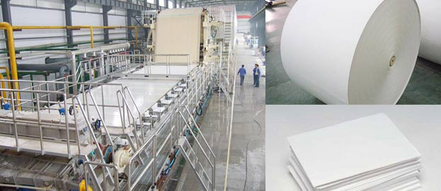 Automatic Copier Paper Making Machine