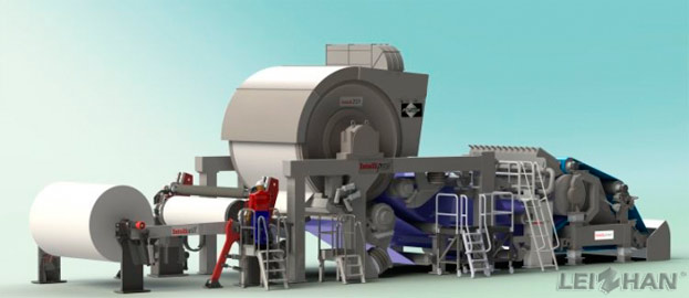 paper-mill-machine-for-tissue-production