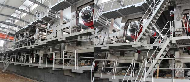 Waste-Paper-Cardboard-Making-Line