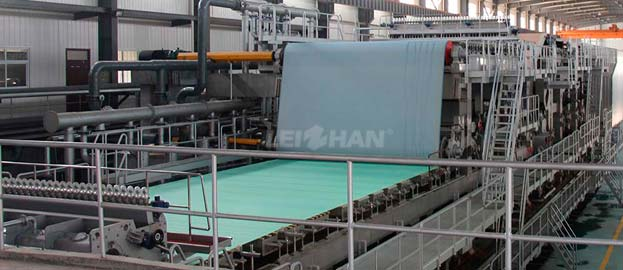 Medium-Capacity-Carton-Paper-Production-Line