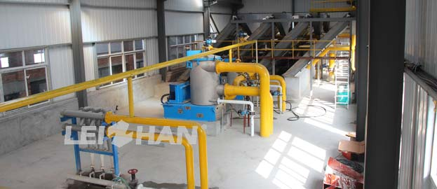 Coated-Paper-Production-Line