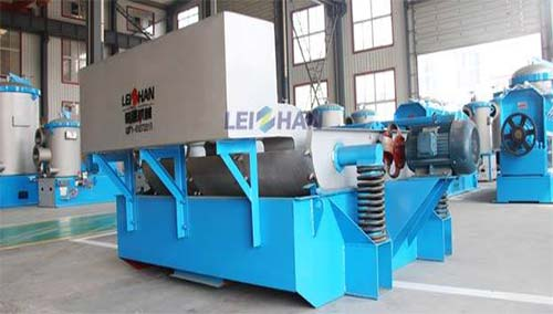 Paper Pulp Vibrating Screen