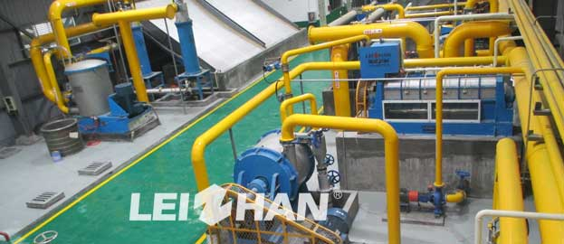 5tpd Culture Paper Production Line In Malaysia
