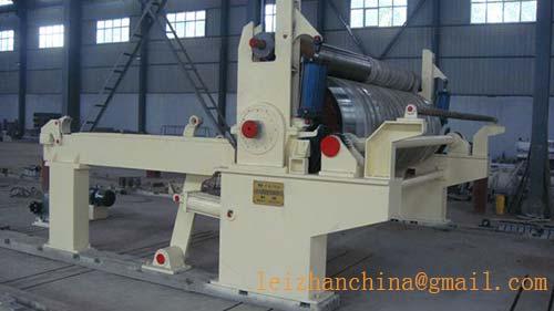 paper reeling machine