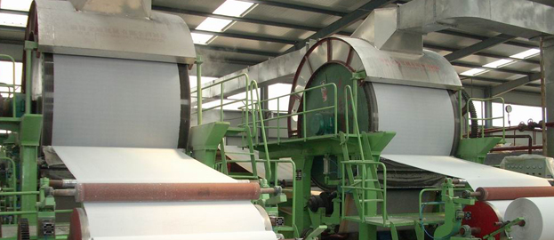 20tpd tissue paper making complete plant