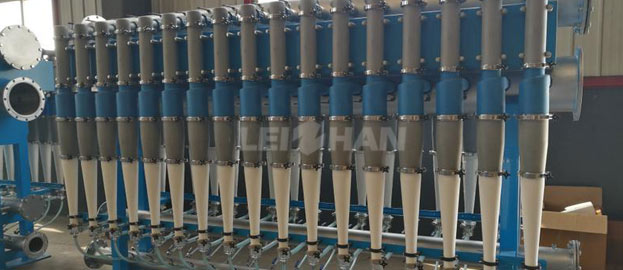 new technology pulp low density cleaner equipment