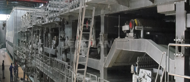 170tpd craft/kraft paper making machine