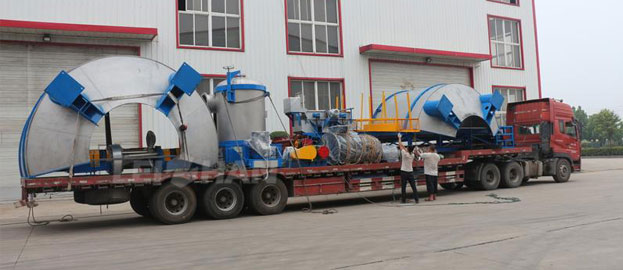260tpd toilet paper pulping equipment
