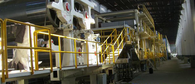 duplex coated paper board making machine