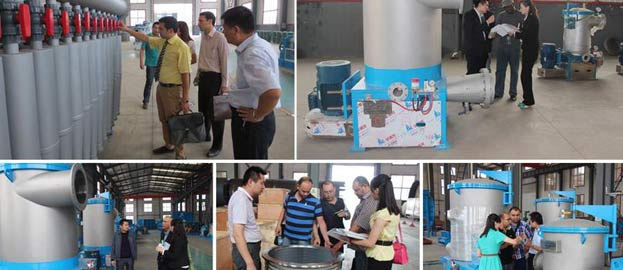 paper and pulp equipment in leizhan paper machinery