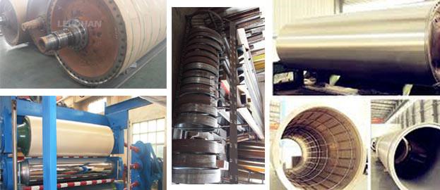 paper making machine spare parts
