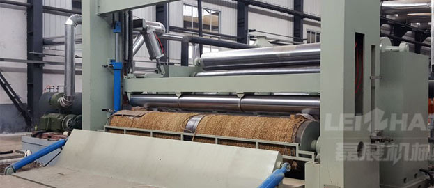 paper reeling machine in paper making industry