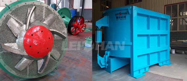 pulp equipment d type hydrapulper