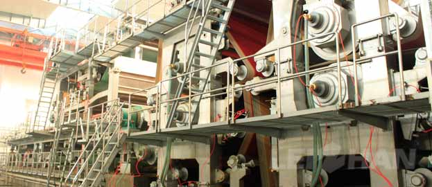 double layer wires carton paper making machine