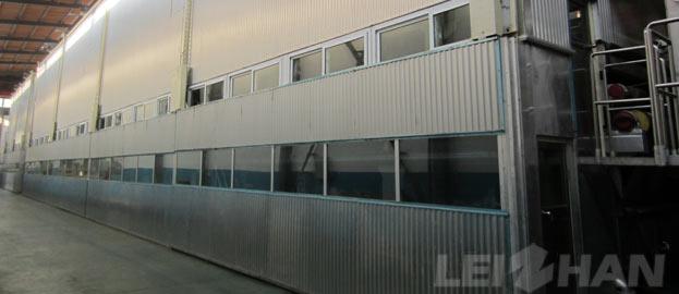 3700-kraft-paper-making-machine