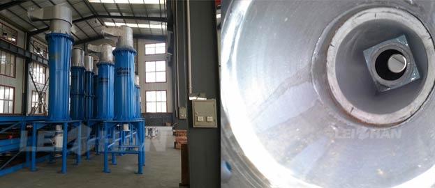 high density cleaner correct using method