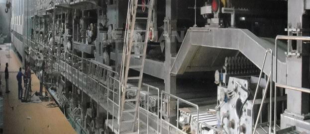 t paper making machine