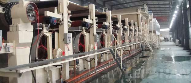 yarn-tube-paper-making-machine