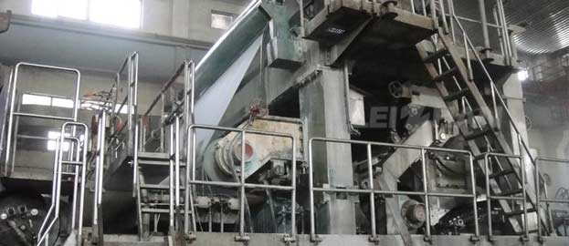 newspaper manufacturer machine