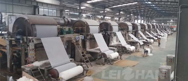 how to save energy in paper mill