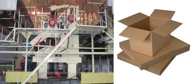 carton paper full production line