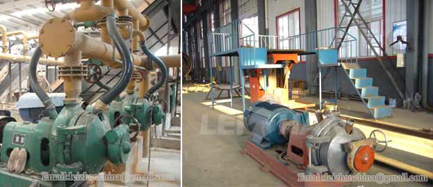 disc refiner for paper mill
