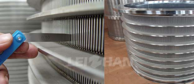 pressure screen baskets