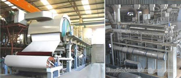copy printing paper making machine
