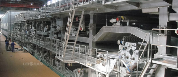 kraft-paper-machine