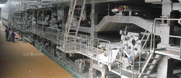 paper machine common failures and solutions