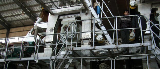 corrugated-paper-machine