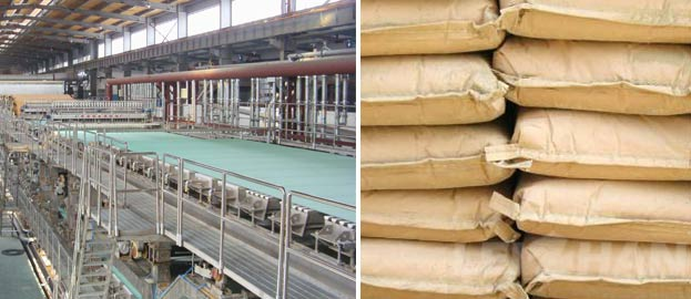Kraft Cement Paper Bag Making Machine