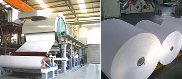 3750mm Office Paper Making Machine