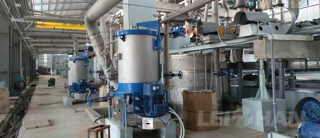 carton recycling line machine