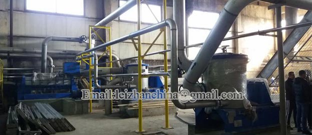 Mixing Pulping And Separate Pulping